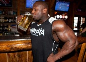 Bodybuilding, smoking and alcohol