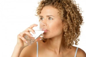 How much should you drink water