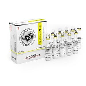 Buy Magnum Stanol-AQ 100 Online