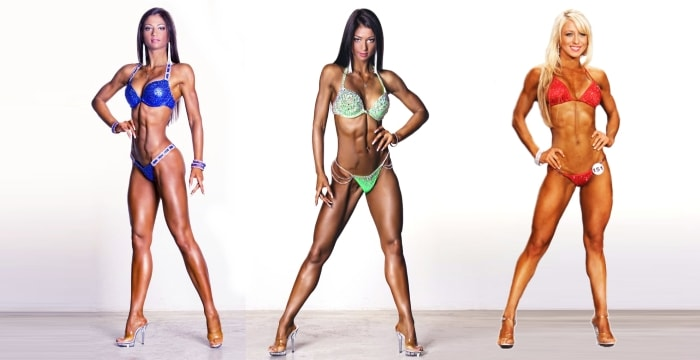 bodybuilding pictures female