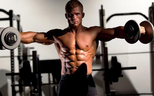 bodybuilding routine