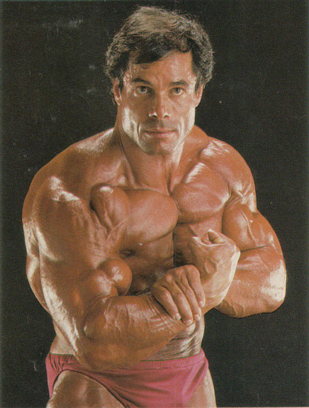 franco columbu workout